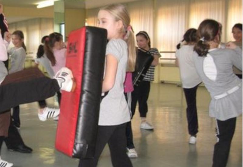 Kinder Kickboxen Tanzschule Biggi Klömpkes