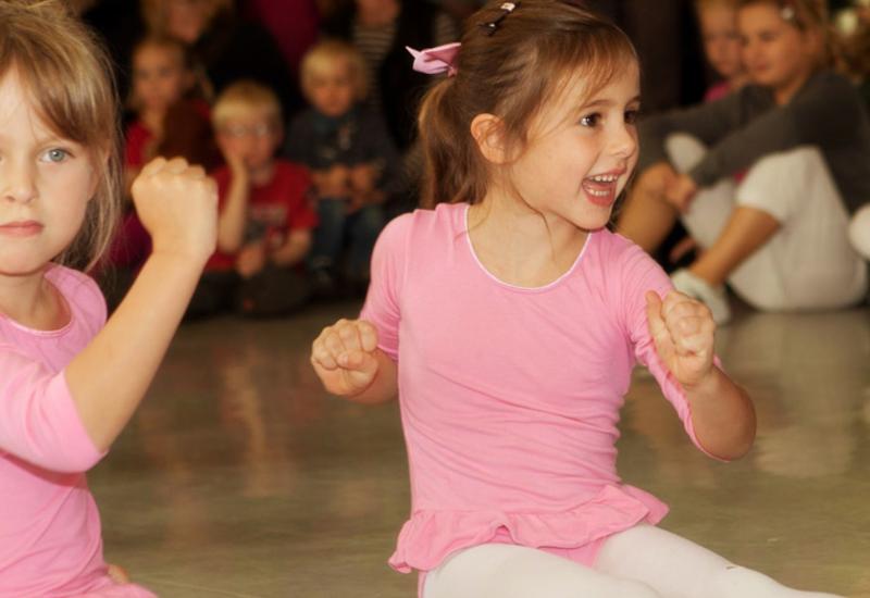 Kindertanz Tanzschule Biggi Klömpkes
