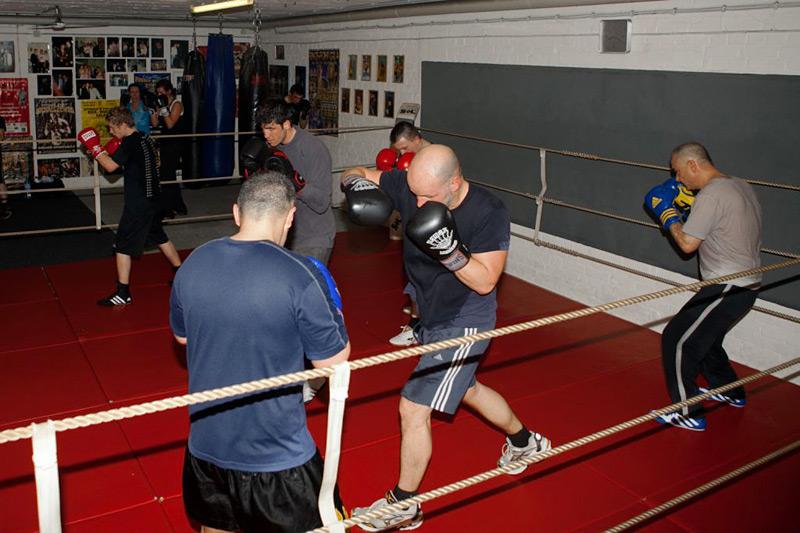 Boxen Tanzschule Biggi Klömpkes