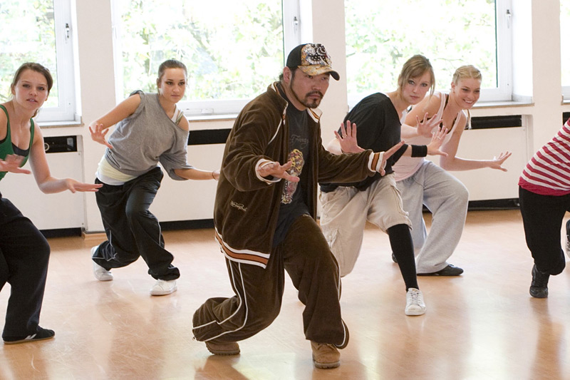 Hip Hop für Kinder Tanzschule Biggi Klömpkes