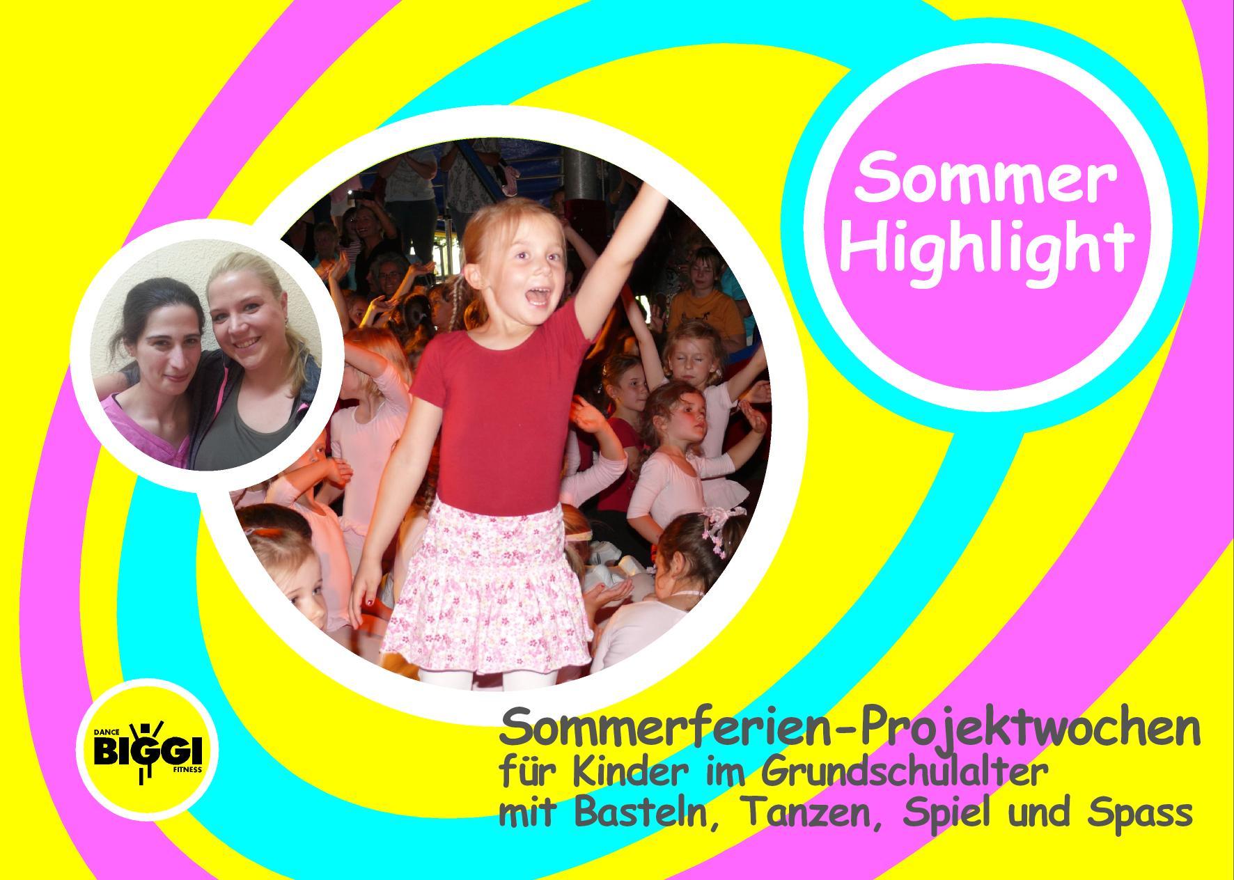 Ferienprojekt Tanzschule Biggi Klömpkes GmbH