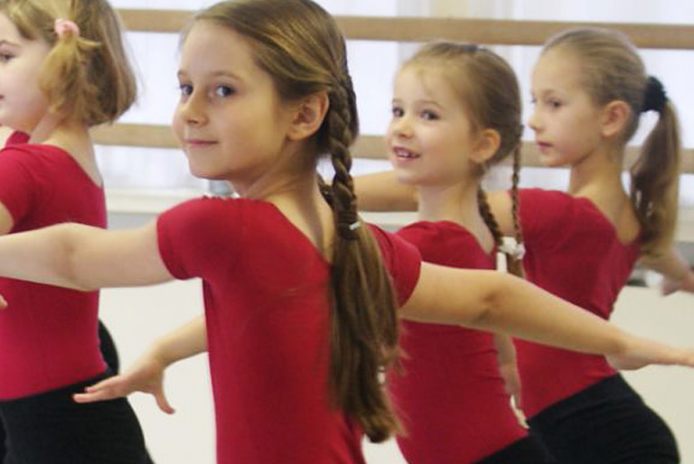 Jazzdance Kinder Tanzschule Biggi Klömpkes GmbH