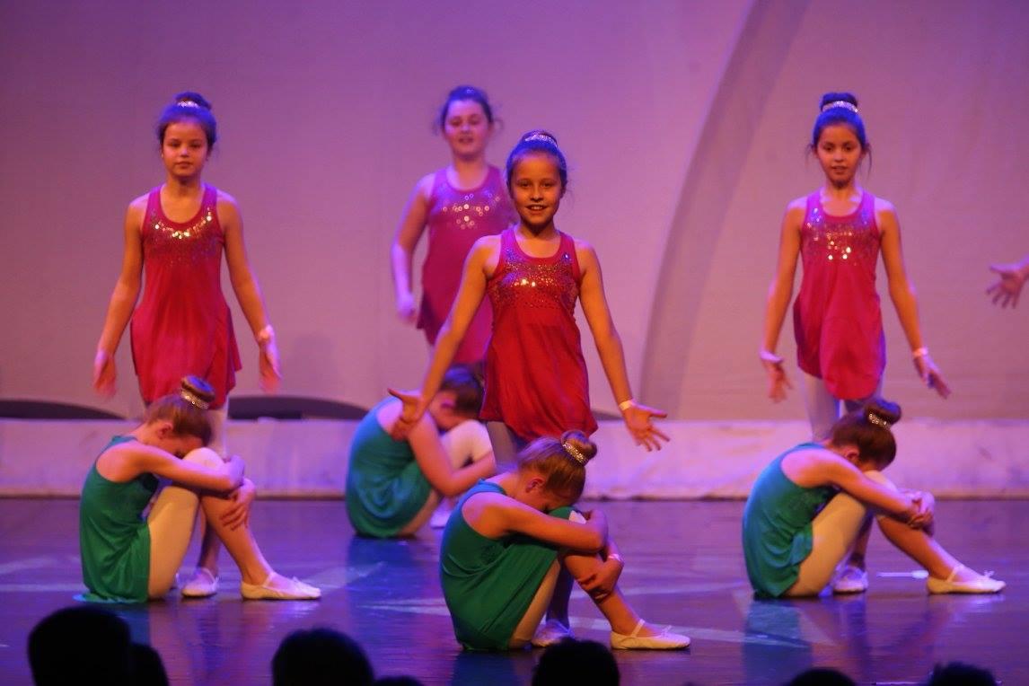 Delicious Kids Tanzschule Biggi Klömpkes