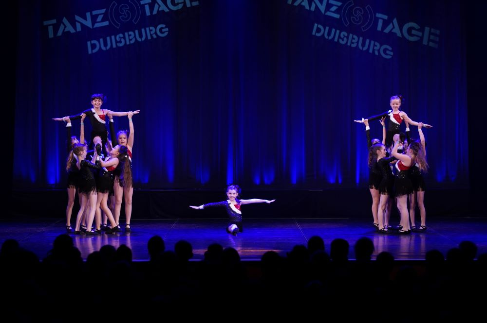 Delicous-Kids Duisburger Tanztage